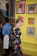 SUSANNE WUEST, Royal Academy Summer Exhibition party. Burlington House. Piccadilly. London. 6 June 2018
