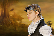 2013 Steampunk - Jessie James Hollywood