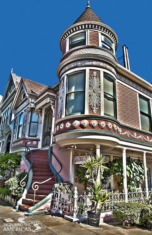 San Francisco Fairy Tale Home