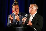 20141029 Mitt Romney Thom Tillis