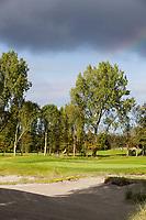WASSENAAR  (NETH.) - Green hole 7. Golfclub Groendael in Wassenaar. COPYRIGHT KOEN SUYK