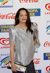 12.04.2019, Europa Park, Rust, GER, Radio Regenbogen Award 2019, im Bild Laudatorin Natalia Wörner // during the Radio Rainbow Award at the Europa Park in Rust, Germany on 2019/04/12. EXPA Pictures © 2019, PhotoCredit: EXPA/ Eibner-Pressefoto/ Joachim Hahne<br /> <br /> *****ATTENTION - OUT of GER*****