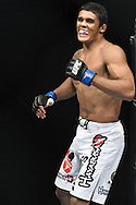 OBERHAUSEN, GERMANY, NOVEMBER 13, 2010: Carlos Eduardo Rocha during UFC 122 inside the Konig Pilsner Arena in Oberhausen, Germany.
