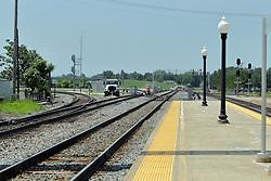 Galesburg - Amtrak Train Depot