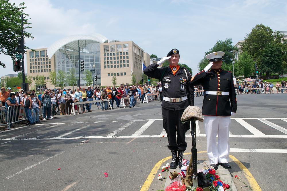 2011 Rolling Thunder,  Washington DC Memorial Day Celebration