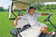 Matt Lauer at the Joe Torre Safe At Home® Foundation Golf Classic 2007