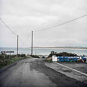 On a small road leading to the pier in Magharoarty in Co. Donegal, fourteen year old Denis Ferry was abused by schoolteacher Denis McGinley while he was attending this local youth club. McGinley was found guilty in 2002 of indecently assaulting eleven boys.