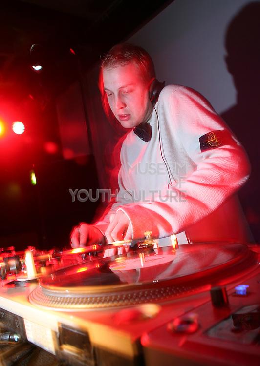 UK Garage night. Lords of the Underground, Scala club, London. 2006