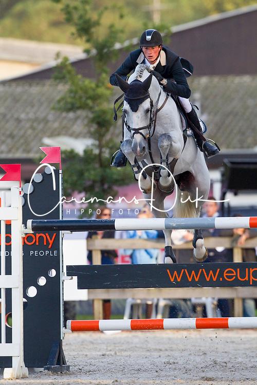 Deusser Daniel (GER) - Untouchable 27<br /> FEI World Championship Young Jumping Horses - Lanaken 2011<br /> © Dirk Caremans