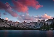 Alice Lake, Sawtooth Range, Idaho