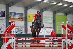 092, Kalle, Goossens Dries, BEL<br /> BWP hengstenkeuring - Meerdonk 2018<br /> © Hippo Foto - Dirk Caremans<br /> 17/03/2018