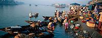 Vietnam. Hoi Han. Le marché. // Vietnam. Hoi Han. The market.