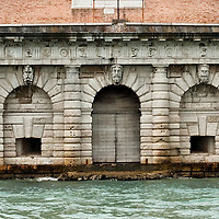 Forte di S Andrea.The Forte di Sant' Andrea..Constructed in 1500 on the island of Certosa, designed by architect Michele Sanmichele, the Forte di Sant' Andrea guarded the main entrance to Venice from the Adriatic -- the Porto di Lido -- for nearly 300 years. It was from here, in April 1797, that the Venetians fired upon and seized the intruding French warship, Liberateur d'Italie, killing its commander, and giving Napoleon the pretext for declaring war in May 1797. Venice surrendered 2 weeks later....HOW TO LICENCE THIS PICTURE: please contact us via e-mail at sales@xianpix.com or call our offices in Milan at (+39) 02 400 47313 or London   +44 (0)207 1939846 for prices and terms of copyright. First Use Only ,Editorial Use Only, All repros payable, No Archiving.© MARCO SECCHI
