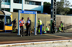 Auckland-Pedestrian fatally injured by commuter train, Morningside