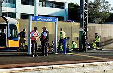 Auckland-Pedestrian fatally injured by commuter train, Morningside