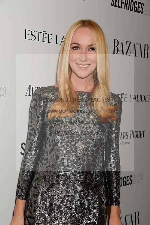 FRIDA GIANNINI at the Harper???s Bazaar Women of the Year 2013 in association with Estée Lauder, Audemars Piguet and Selfridges & Co. held at Claridge's, Brook Street, London on 5th November 2013.