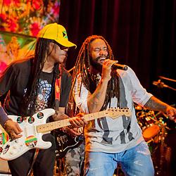 Kymani Marley & The Wailers