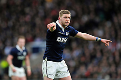 Finn Russell of Scotland - Photo mandatory by-line: Patrick Khachfe/JMP - Mobile: 07966 386802 14/03/2015 - SPORT - RUGBY UNION - London - Twickenham Stadium - England v Scotland - Six Nations Championship