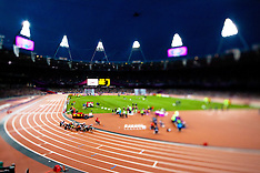 LONDON 2012 PARALYMPICS ATHLETICS