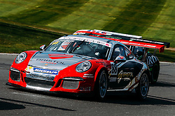Dino Zamparelli | Bristol Sport Racing | #88 Porsche 911 GT3 Cup car | Porsche Carrera Cup GB | Race 2 - Photo mandatory by-line: Rogan Thomson/JMP - 07966 386802 - 04/04/2015 - SPORT - MOTORSPORT - Fawkham, England - Brands Hatch Circuit - British Touring Car Championship Meeting Day 2.
