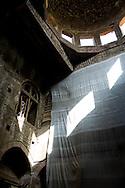 Egypt. Cairo -mosque SHAYKHU under renovation - in SALIBA street Islamic Cairo +