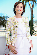 Actress Kristin Scott Thomas attends the 'Only God Forgives All' Photocall during the 66th Annual Cannes Film Festival on May 22, 2013 in Cannes, France.
