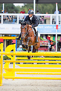 James Peeters - J'Adore van het Schaeck<br /> FEI World Breeding Jumping Championships for Young Horses 2016<br /> © DigiShots