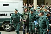 Pamplona 17-10-2008 Jaime Jimenz Arbe juzgados de tudela. Foto Luis Azanza