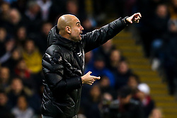 Manchester City manager Pep Guardiola - Mandatory by-line: Robbie Stephenson/JMP - 26/11/2019 - FOOTBALL - Etihad Stadium - Manchester, England - Manchester City v Shakhtar Donetsk - UEFA Champions League Group Stage