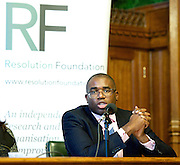 Resolution Foundation <br /> Sharing the spoils: bringing home ownership into reach for low to middle income households<br /> 20th November 2013 <br /> Houses of Parliament, Westminster, London, Great Britain <br /> <br /> David Lammy MP<br /> Vidhya Alakeson – Deputy Chief Executive, Resolution Foundation<br /> Richard Donnell – Director of Research, Hometrack<br /> Ben Marshall – Research Director, Ipsos Mori<br /> Geeta Nanda – Chief Executive, Thames Valley Housing Association<br /> Patrick Butler – Social Policy Editor, The Guardian (Chair)<br /> <br /> <br /> Photograph by Elliott Franks