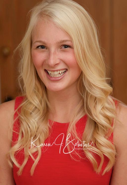 Eliza Cowey head shots.  ©2014 Karen Bobotas Photographer