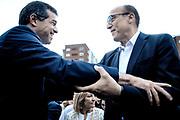 20181127/ Javier Calvelo - adhocFOTOS/ URUGUAY/ MONTEVIDEO/ Palacio Legislativo/ &quot;Juventudes por la Democracia&quot; A 35 a&ntilde;os del R&iacute;o de Libertad se realiza un evento  en la explanada del Palacio Legislativo, organizado por la Interpartidaria de Juventudes, con la presencia de representantes de los cuatro partidos pol&iacute;ticos con representaci&oacute;n parlamentaria para celebrar el acto realizado el 27 de noviembre de 1983 en el obelisco.<br /> En la foto: Ernesto Talvi, Daniel Martinez y Carolina Cosse en el acto &quot;Juventudes por la Democracia&quot; A 35 a&ntilde;os del R&iacute;o de Libertad en la explanada del Palacio Legislativo. Foto: Javier Calvelo / adhocFOTOS