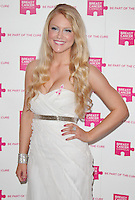 LONDON - October 13: Camilla Kerslake at the Pink Ribbon Ball 2012 (Photo by Brett D. Cove)