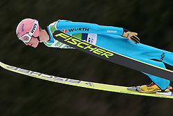 Erik Simon (GER) at Flying Hill Team in 3rd day of 32nd World Cup Competition of FIS World Cup Ski Jumping Final in Planica, Slovenia, on March 21, 2009. (Photo by Vid Ponikvar / Sportida)
