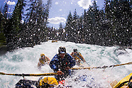 Chilko River, BC - Whitewater rafting