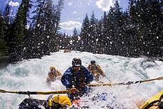 Chilko River, BC - Whitewater rafting