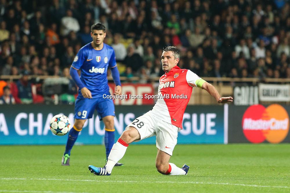 Jeremy TOULALAN  - 22.04.2015 - Monaco / Juventus Turin - 1/4Finale retour Champions League<br />Photo : Serge Haouzi / Icon Sport