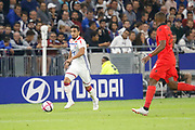 Rafael Da Silva of Lyon during the French championship L1 football match between Olympique Lyonnais and Amiens on August 12th, 2018 at Groupama stadium in Decines Charpieu near Lyon, France - Photo Romain Biard / Isports / ProSportsImages / DPPI