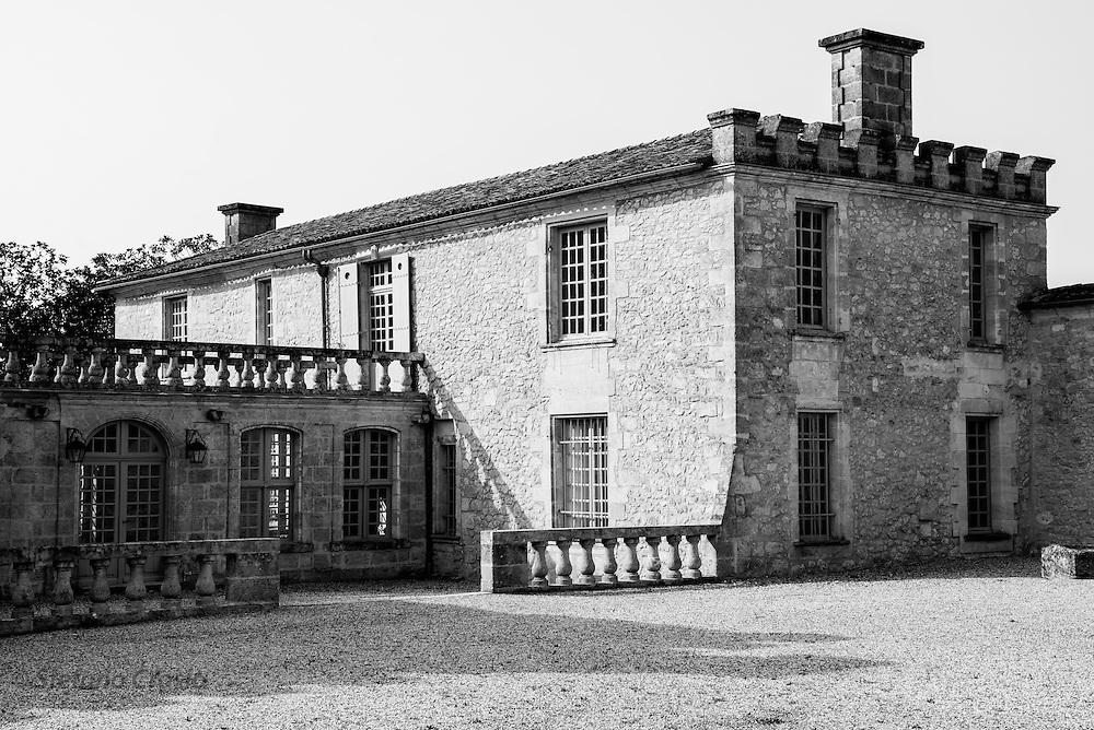 FRANCE, Saint Emilion<br /> Chateau de Ferrand (Grand Cru Class&eacute;)