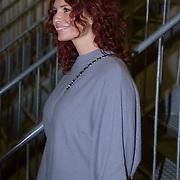 NLD/Amsterdam/20131113 - VIP avond bij Isabel Marant pour H&M, Leontien Borsato - Ruiters