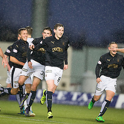 Falkirk 1 v 0 Dumbarton, Scottish Championship 26/12/2015