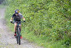 11.06.2019, Kals am Grossglockner, AUT, Laura Stigger Bike Challenge, Zeitfahrt, im Bild Laura Stigger // Laura Stigger during time ride for the Laura Stigger Bike Challenge in Kls am Grossglockner. Austria on 2019/06/11. EXPA Pictures © 2019, PhotoCredit: EXPA/ Johann Groder