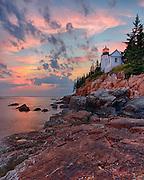 Bass Harbor Head Light, Acadia National Park, Maine