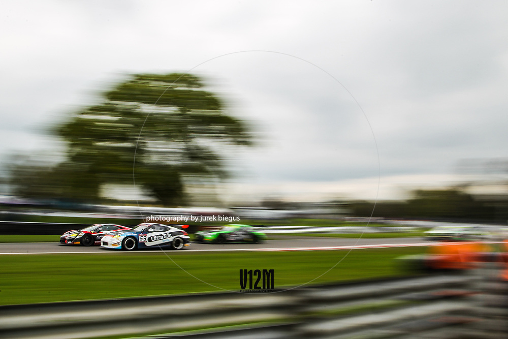 Ultrateck Racing / Team RJN | Nissan 370z GT4 | Richard Taffinder | Martin Plowman | British GT Championship | Oulton Park | 17 April 2017 | Photo: Jurek Biegus
