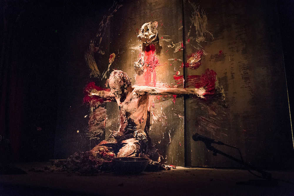 OLIVIER DE SAGAZAN<br /> TRANSFIGURATION. La Sala Rossa. Dimanche 16 octobre 2016, 20h00.