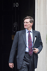 © licensed to London News Pictures. London, UK 08/10/2013. Attorney General Dominic Grieve attending to a cabinet meeting in Downing Street on Tuesday, 8 October 2013. Photo credit: Tolga Akmen/LNP