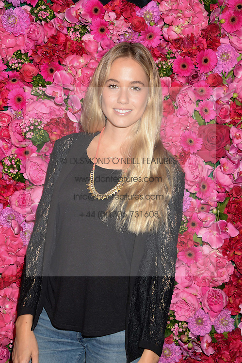 FLORENCE BRUDENELL-BRUCE at the Juicy Couture - Viva La Juicy perfume Party held at Home House, Portman Square, London on 30th May 2013.