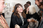 ANNIE MORRIS, There is a Land Called Loss | Annie Morris | Pertwee Andersen and Gold, in association with Adam Waymouth Art , Private View, 15 bateman st. W1 2nd February 2012
