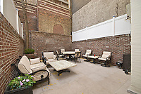 Patio at 53 East 64th Street