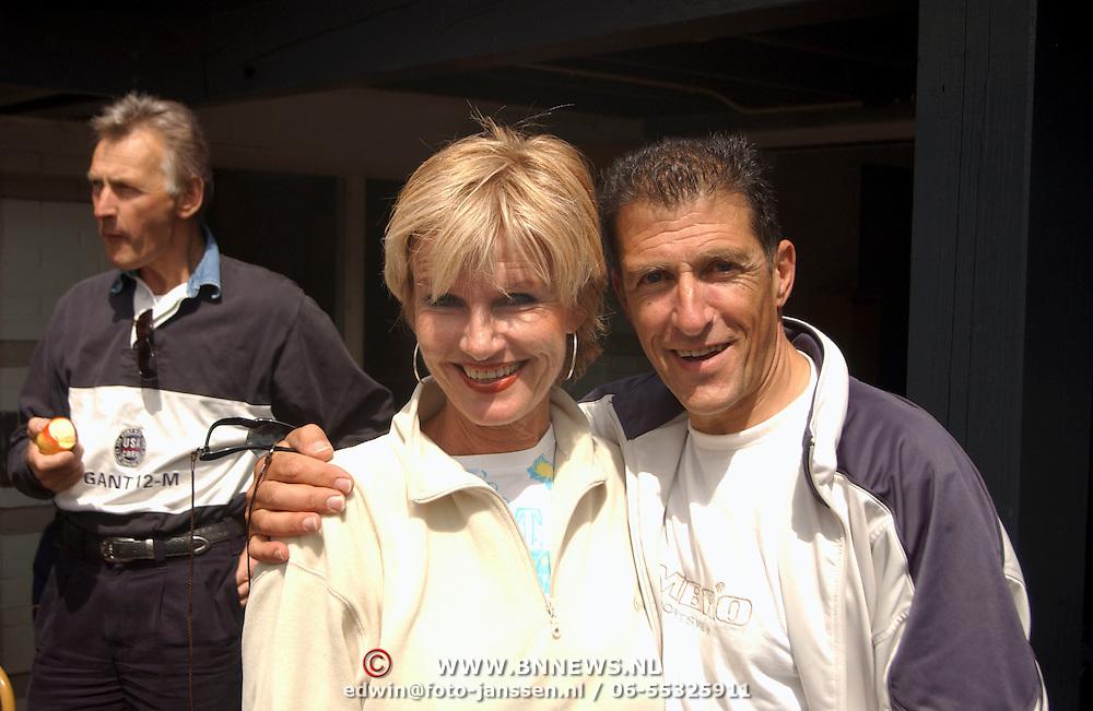 Deurzakkers tennistoernooi, Saskia en Serge
